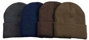 Broner Hats 61-190, Thinsulate Cuff Cap