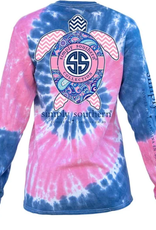Simply Southern SS Turtle Taffy Long Sleeve
