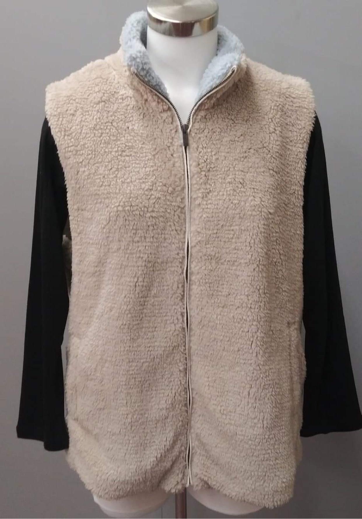 LuLu B. Sherpa Vest