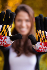 Maryland Flag / Gloves