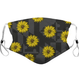 Black Eyed Susan / Face Mask