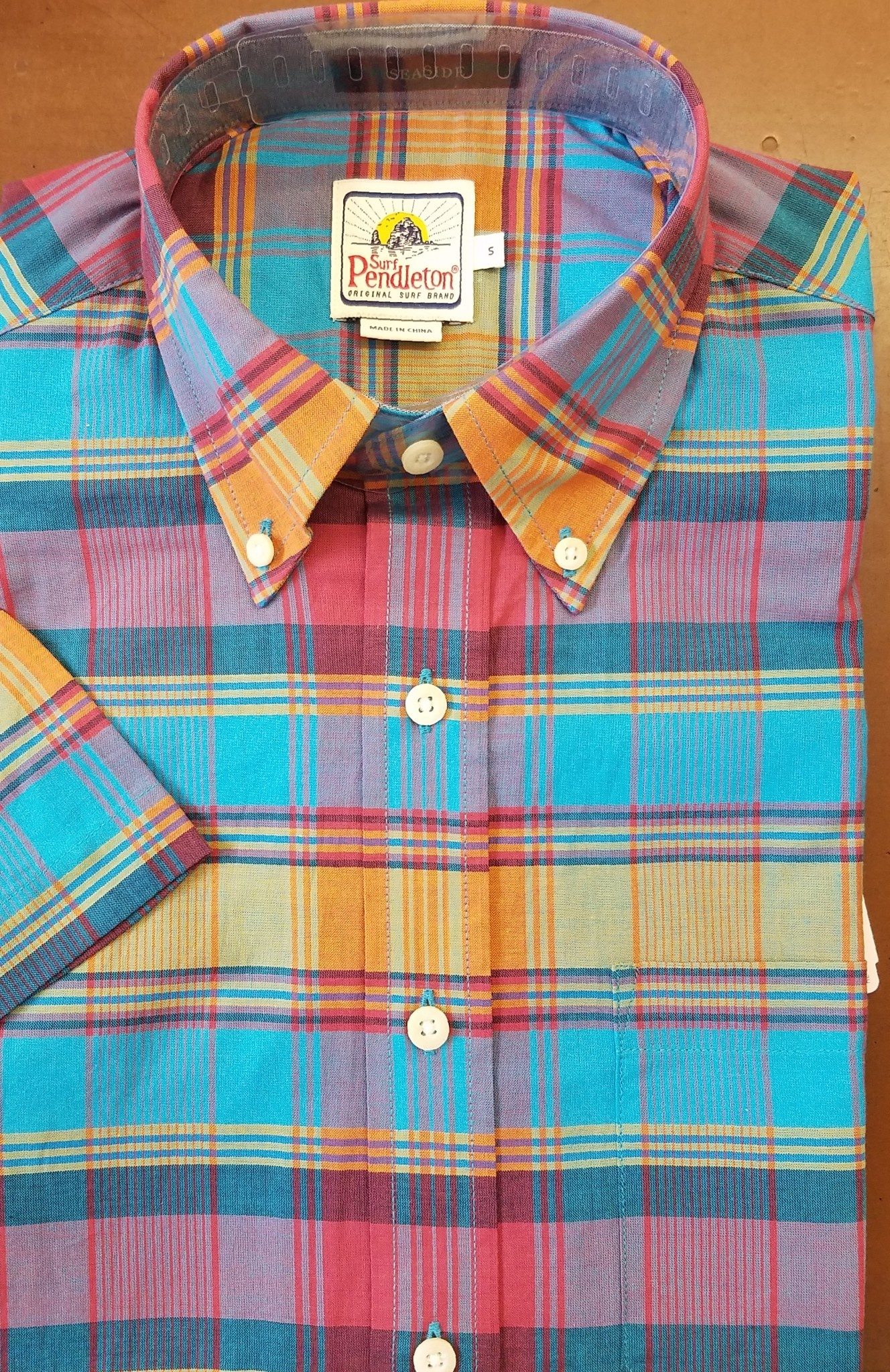Pendleton Seaside Shirt