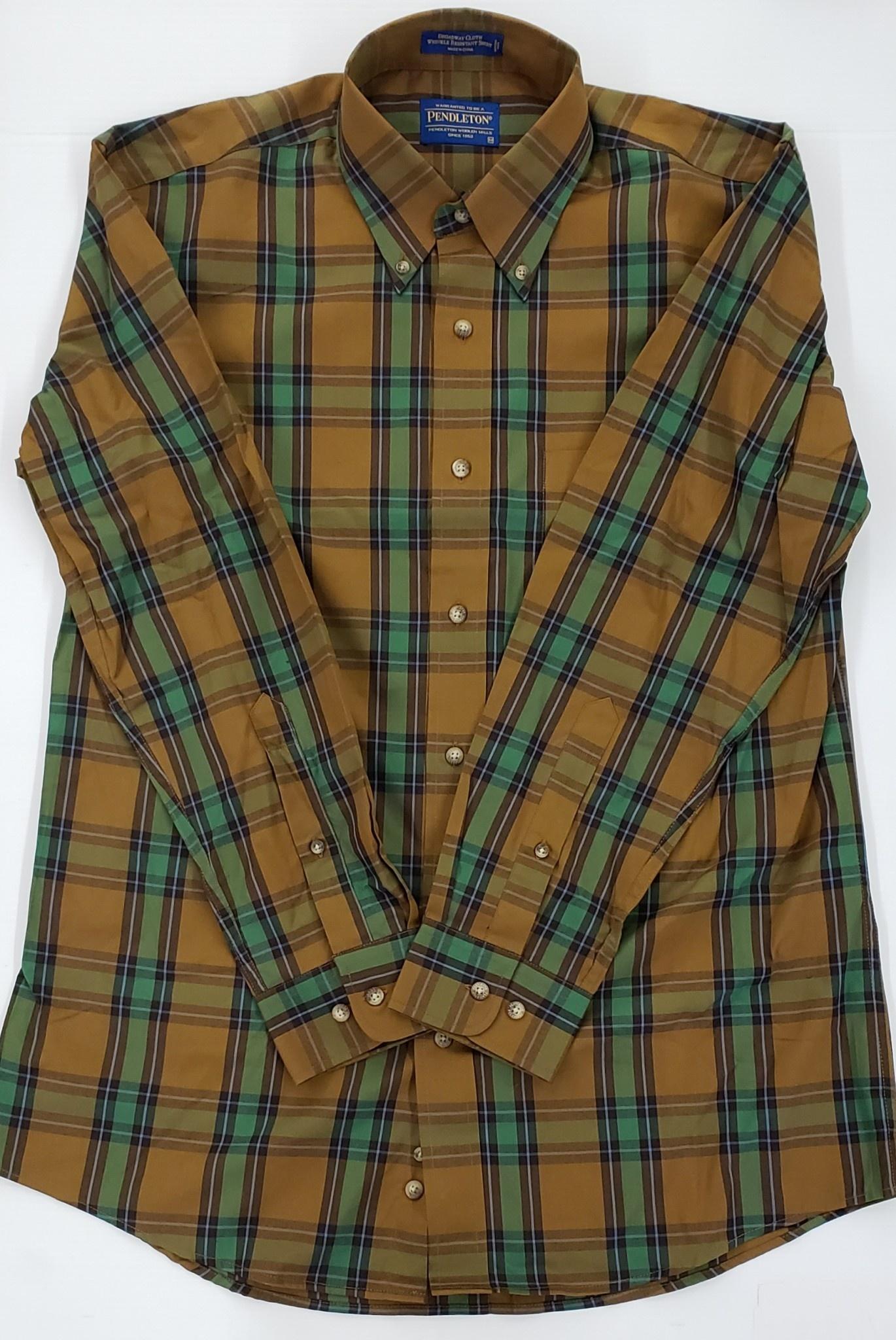 Pendleton Broadway Cloth Button-Up Shirt