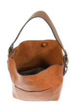Joy Susan Classic Hobo Coffee Handlebag - Chicory