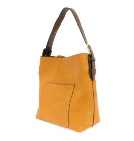 Classic Hobo Coffee Handle Handbag