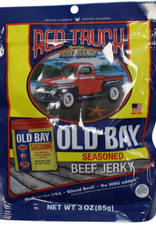 Old Bay Seasoned Beef Jerky