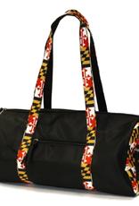 Maryland Flag Duffel Bag