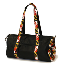 Maryland Flag Duffel Bag