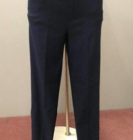 N TOUCH Orion Navy Herringbone Pants