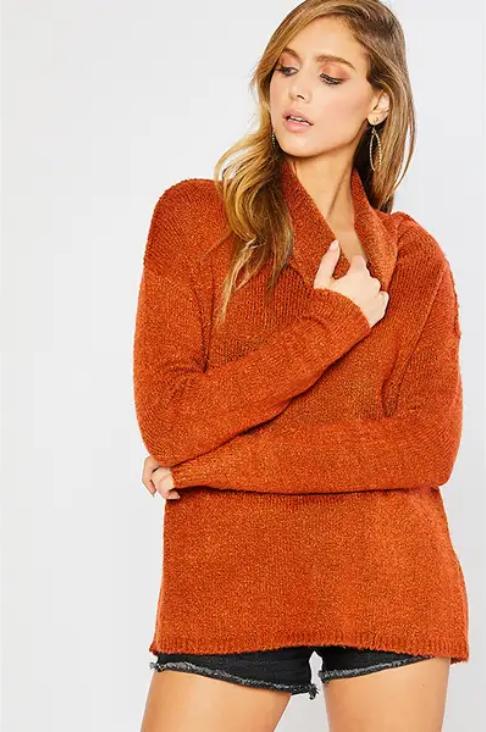 Mittoshop Turtleneck Sweater