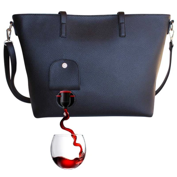 Porto Vino Paris Wine Purse
