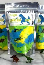 Fizz Bizz LLC Dinosaur Dirt - Kids Bath Salts