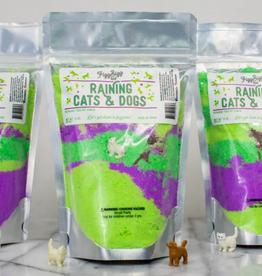 Fizz Bizz LLC Raining Cats & Dogs - Kids Bath Salts