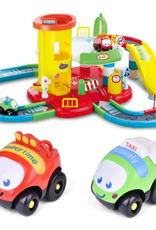 Fun Little Toys Toy Garage Playset