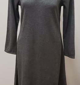 Parsley & Sage Charcoal Dress
