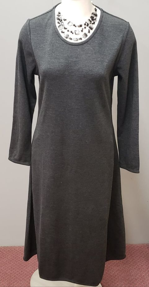 Parsley & Sage Charcoal Dress