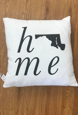 PCB Home Personalized Home State Pillow