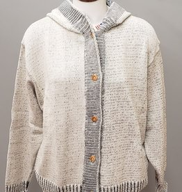 Binghamton Knitting Company Pleated Lighthouse Sweater