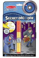 Melissa & Doug Secret Decoder