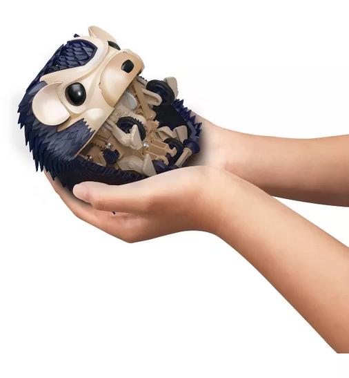 My Robotic Pet-Tumbling Hedgehog