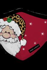 Simply Southern Mask-Adult-Hldy-Santa