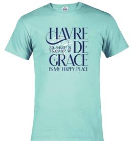Amusemints HDG Lat & Long Shirt