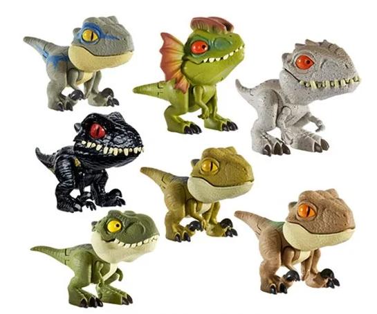 Mattel Jurassic World Snap Squad Dino
