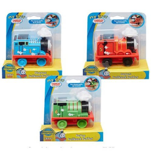 FP My First Thomas & Friends Pullback Puffers