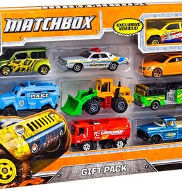 Mattel MATCHBOX  BASIC CAR 9 PACK ASST