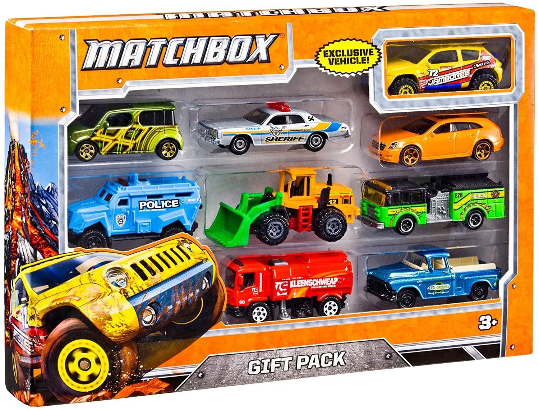 Mattel MATCHBOX  BASIC CAR 9 PACK ASST
