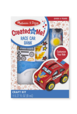 Melissa & Doug Race car bank - dyo