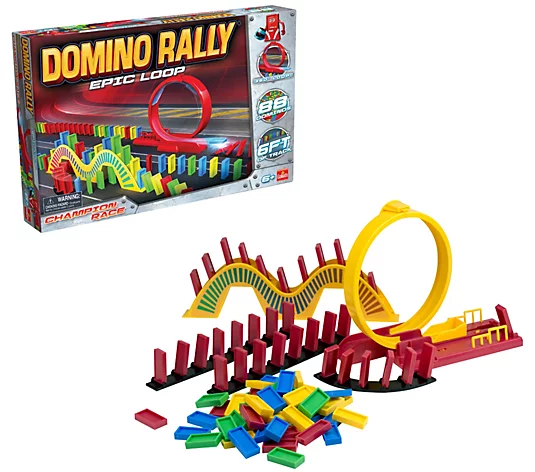Pressman Domino Rally Epic Loop