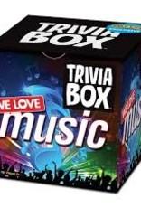 Imagination Card Games Trivia Box - Music Trivia