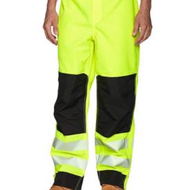 Carhartt High Vis Class E Waterproof Pant, Brite Lime