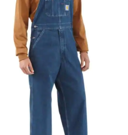 Carhartt Washed Denim Bib Overall