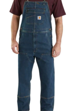 Carhartt Denim Bib Overall, Unlined