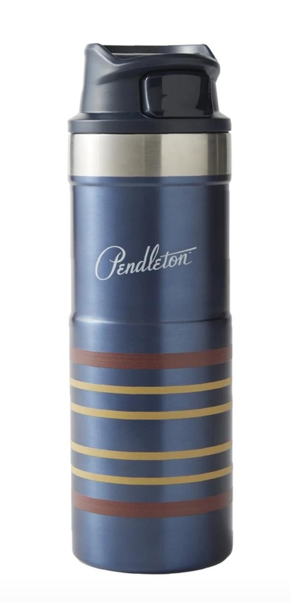 Stanley/Pendleton Trigger-Action Travel Mug, Nightfall