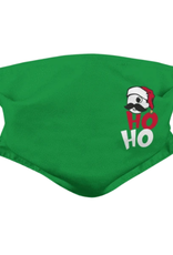 Side Boh Ho Bo V3.0 (Green) / Face Mask