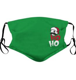 Side Boh Ho Bo V3.0 (Green) / Face Mask