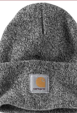Carhartt Acrylic Watch Hat Black/White OFA