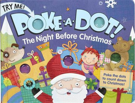 Melissa & Doug Poke-A-Dot: Night Before Christmas