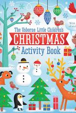Little Children 's Christmas Activity Book