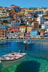White Mountain Puzzle Parga Greece