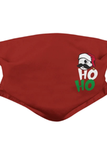Side Boh Ho Bo V3.0 (Red) / Face Mask