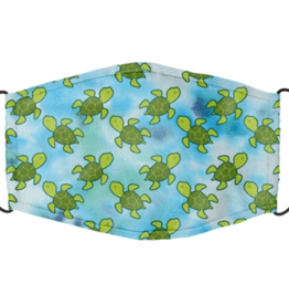 Baby Turtles Youth Mask