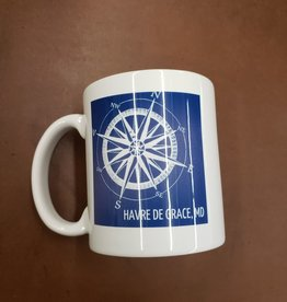 Paint the Town Mug - Navy Est 1785