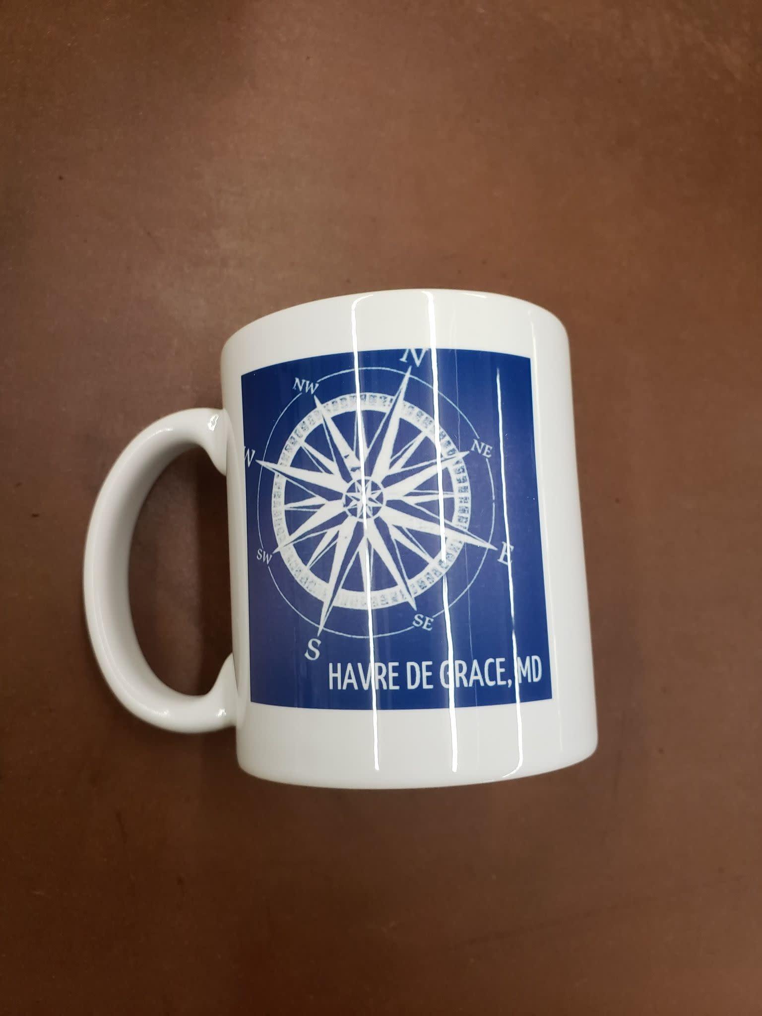 Paint the Town Mug - Navy Est 1785