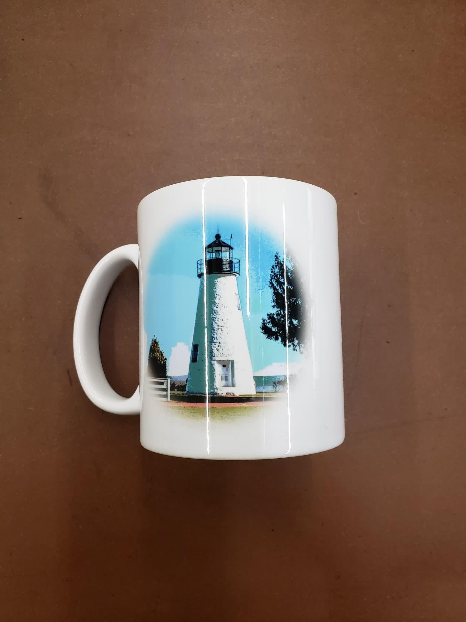 Paint the Town Mug - Lighthouse Full Pic