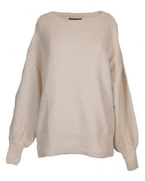 Simply Southern Sweater Bishop Cream