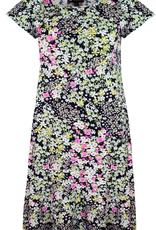 N TOUCH Cap Slv Joselle Print Dress 6162